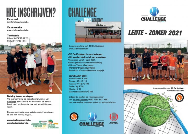 Folder Challenge zomer 2021