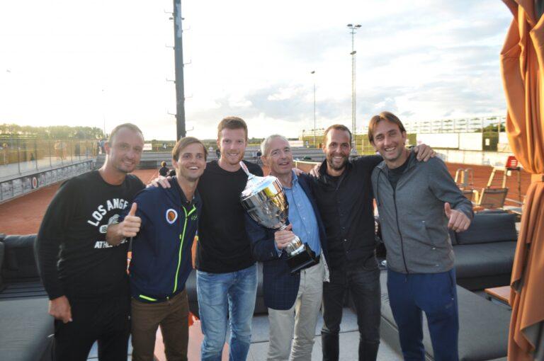 Heren 1 Belgisch Kampioen!